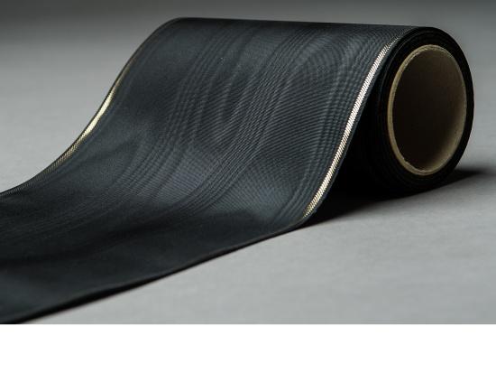 Kranzschleife schwarz